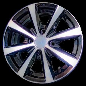 Aluminiumfälg 13″ med/utan däck