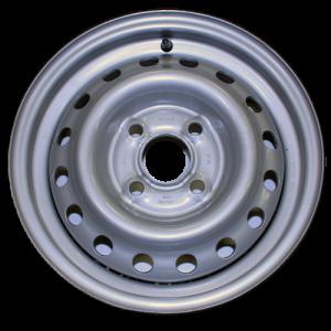 Plåtfälg 13″ 4-bult utan däck