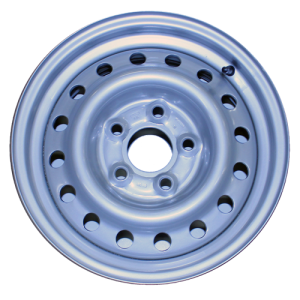 Plåtfälg 14″ 5-bult utan däck