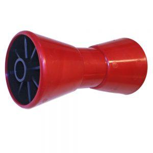 Kölrulle. 190x80x60 mm. Hål 22 mm.