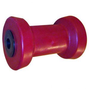 Kölrulle. 120x80x50 mm. Hål 16 mm.