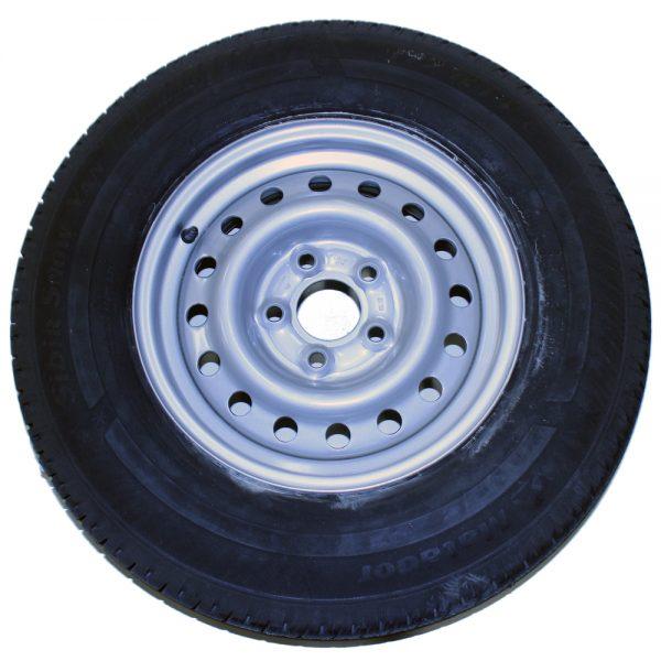Hjul, Dubbdäck