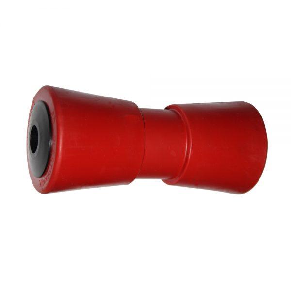 Kölrulle. 200x85x60 mm. Hål 22 mm.