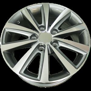 Aluminiumfälg 14″ med/utan däck