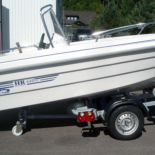 Båtuppställningsvagnar (BUV)