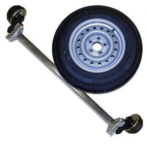 Axlar & Hjul
